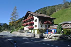 Unsere Pension in Gerlos